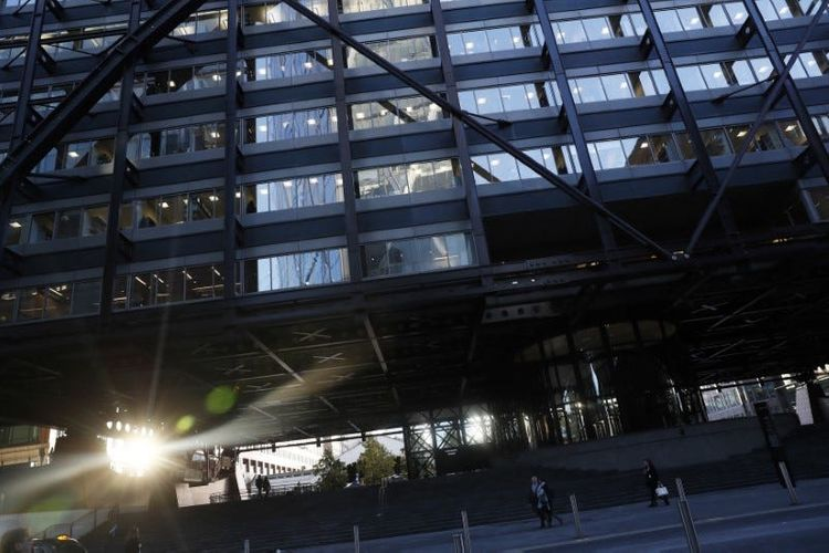 EBRD says Twitter accounts have been hacked