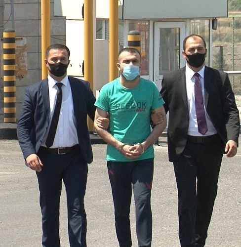 SSS: Person under Mukhtar pseudonym accused of terrorism extradited to Azerbaijan - <span class=