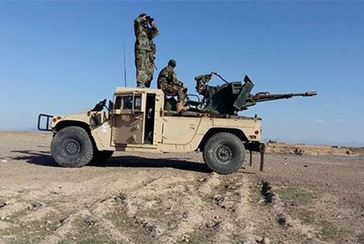 9 Taliban killed in attack on Afghan forces in Ghazni