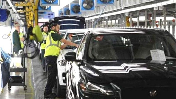 UK car production slumps to lowest level since 1954