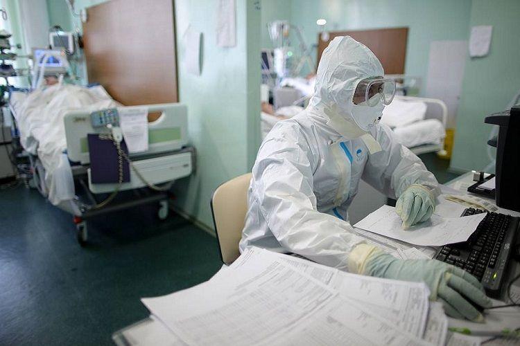 В Москве умерли еще 76 пациентов с коронавирусом