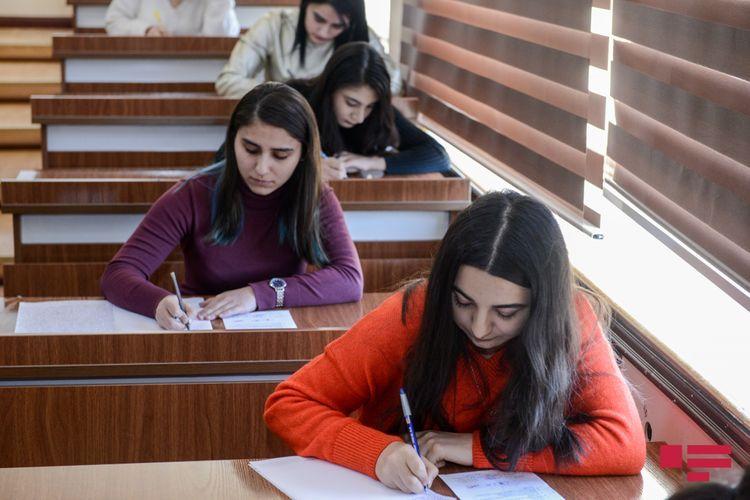Малейка Аббасзаде: Никаких изменений в условиях конкурса для поступления в вузы нет