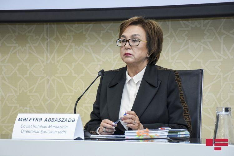 Малейка Аббасзаде: Стараемся, чтобы межрайонные поездки во время экзаменов были сокращены