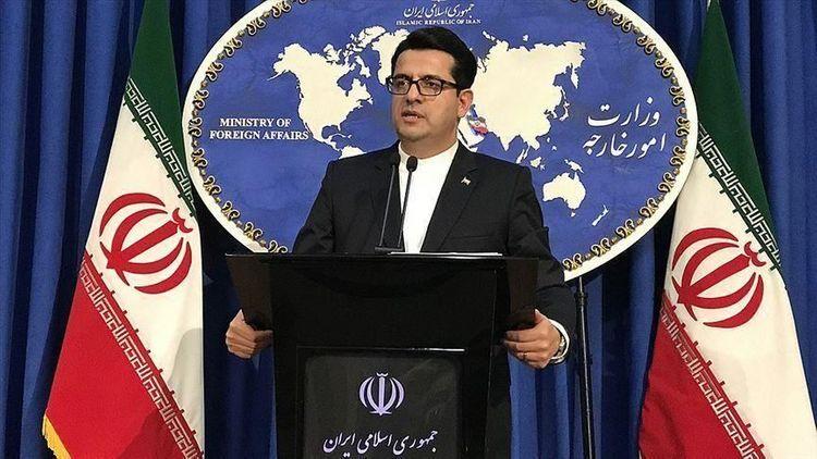 İran XİN ABŞ-da baş verən etiraz aksiyalarına münasibət bildirib