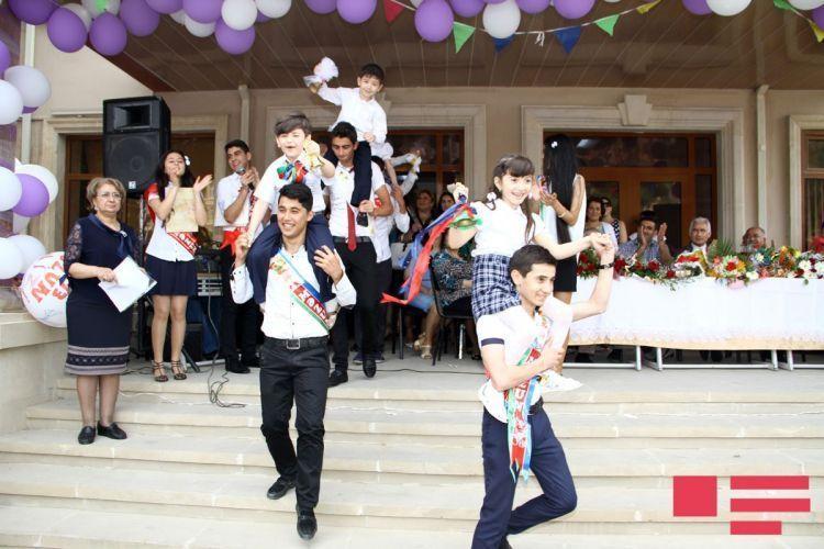 Минобразования: «Последний звонок» в Азербайджане проводиться не будет