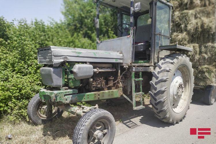 Lənkəran sakini traktorun altında qalaraq ölüb