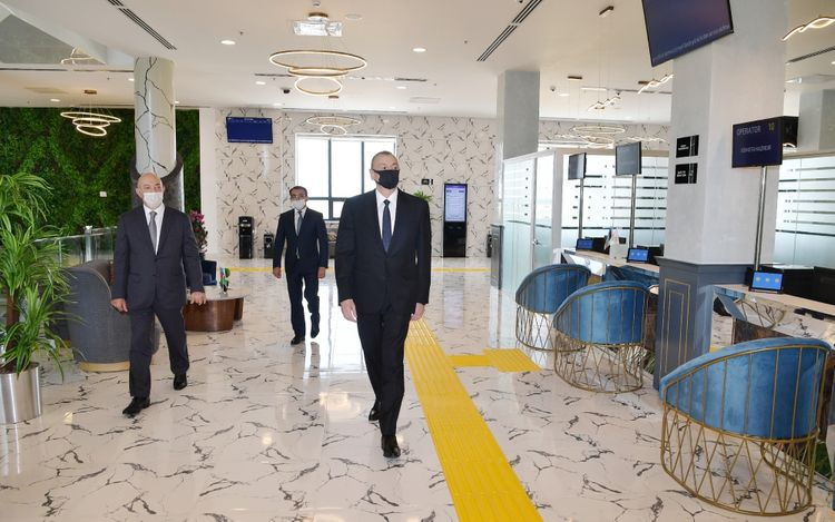В Агджабеди открылся Центр «ASAN» - ОБНОВЛЕНО