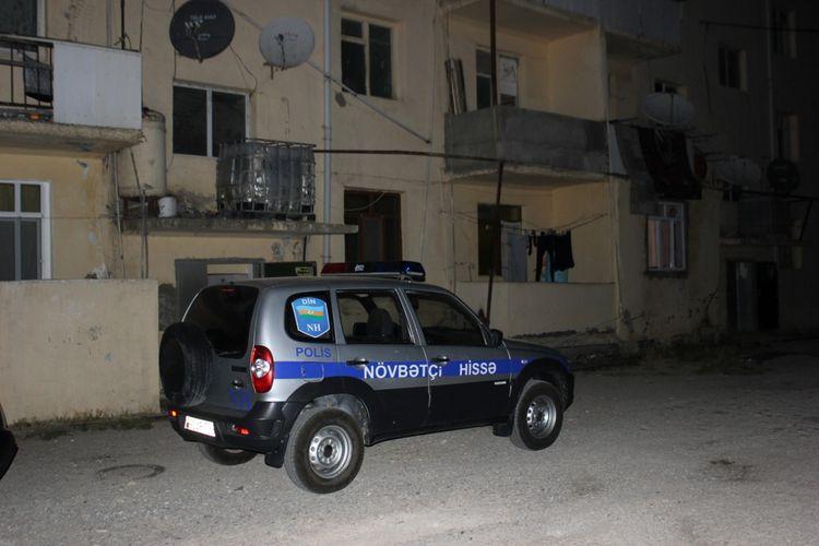 Yaşayış binasında narkotik becərən şəxs tutulub - FOTO