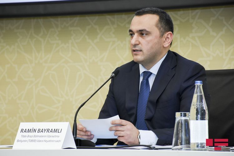 """Ramin Bayramli: """"Task Force's decision is related to the second stage of pandemics"""""""