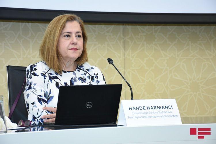 ВОЗ: Азербайджан является образцовой страной в борьбе с коронавирусом