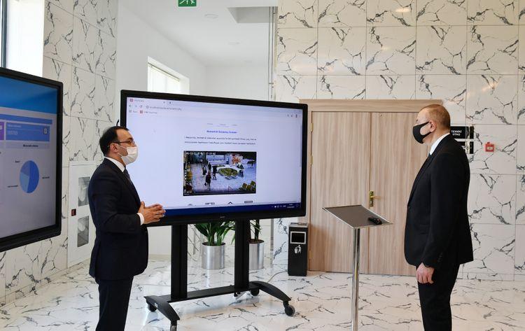 Президент Ильхам Алиев: Здоровье людей - на первом месте