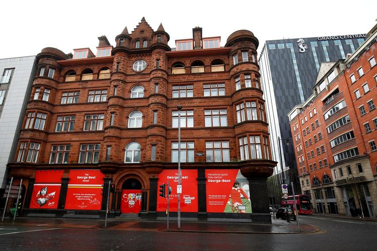 Irish hotels could reopen at end of June