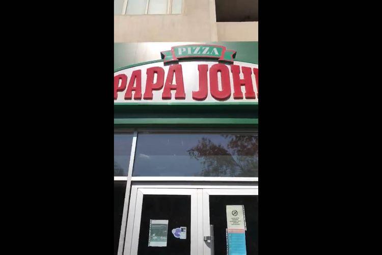 """BŞBPİ: """"Papa Johns"""" pizza restoranına cərimə yazılmayıb"""