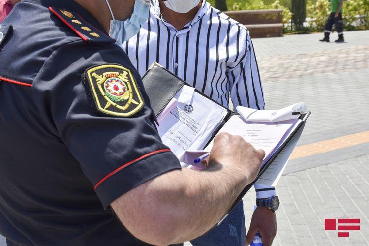 Sumqayıtda xüsusi karantin rejiminin tələblərini pozan 155 nəfər cərimələnib, 3 nəfər həbs olunub