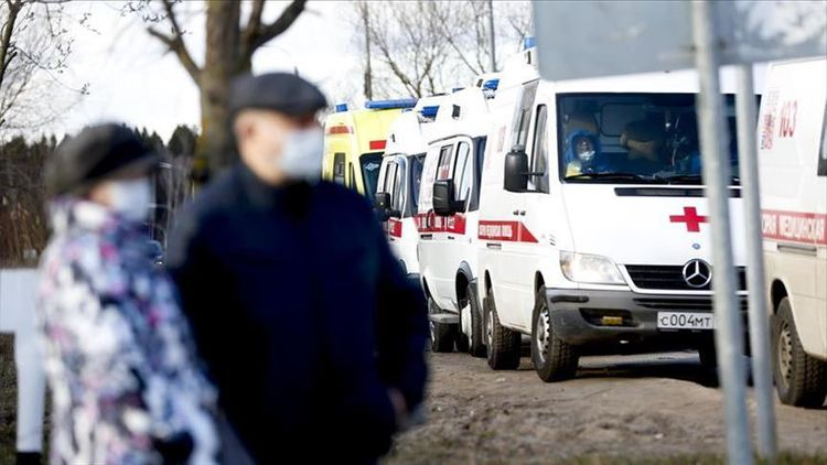 51 COVID-19 patients die in Moscow, death toll in the city hits 2,970