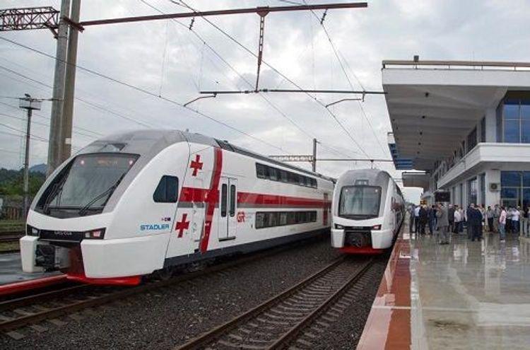 Passenger transportations via railway being resumed in Georgia
