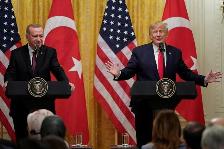 Erdogan says he and Trump agreed