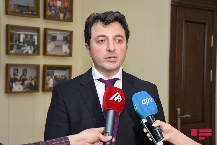 "Tural Ganjaliyev: ""Arayik Harutyunyan has tried to stay on agenda with his deliriums again"""