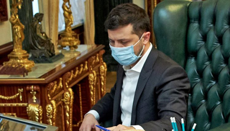 Zelensky says he wanted to contract coronavirus to save people from depression