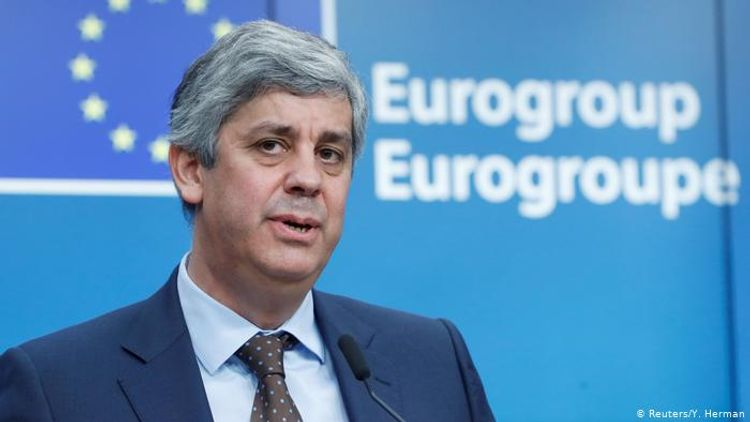 Portugal finance chief and Eurogroup chair quits government