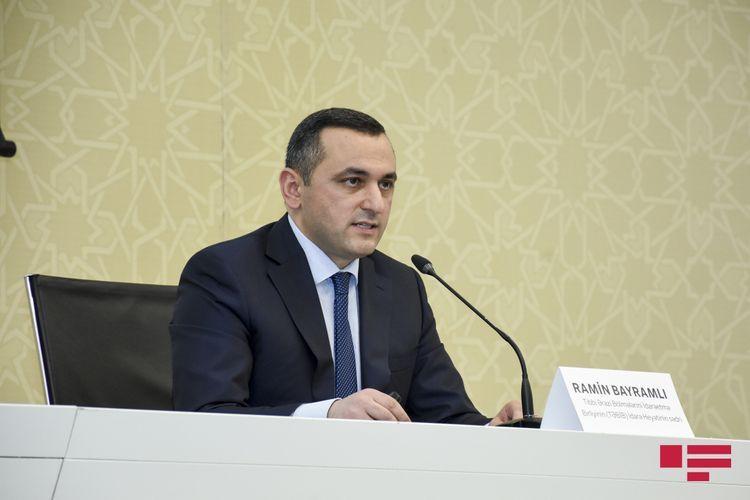 TABIB: Salyan, Kurdamir, Yevlakh, and Ismayilli included in orange zone for their infection level