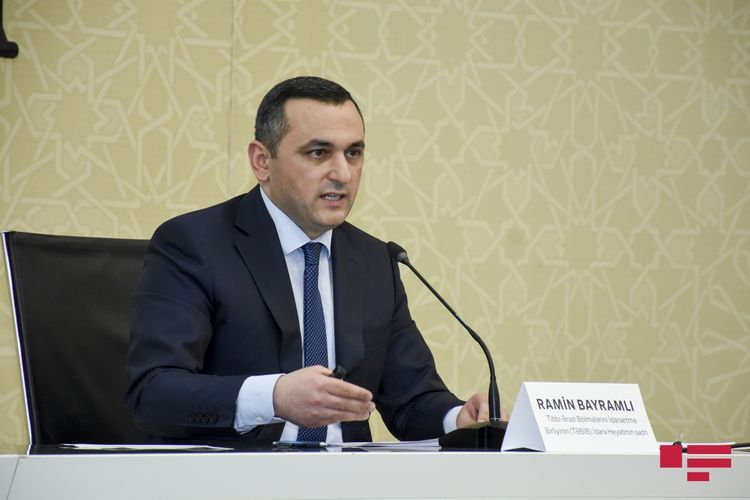 "Ramin Bayramli: ""19 people in Presidential Administration, 5 people in MES contracted coronavirus"""
