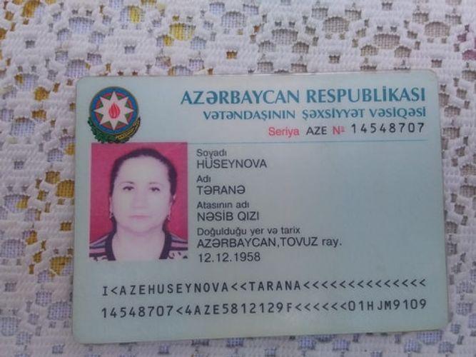 В Баку пропала женщина, страдающая болезнью Альцгеймера  - <span class=