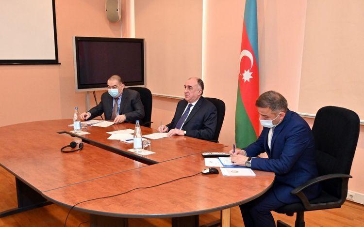 Azerbaijani FM: