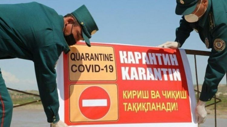 Uzbekistan reports 72 new COVID-19 cases, 4,695 in total