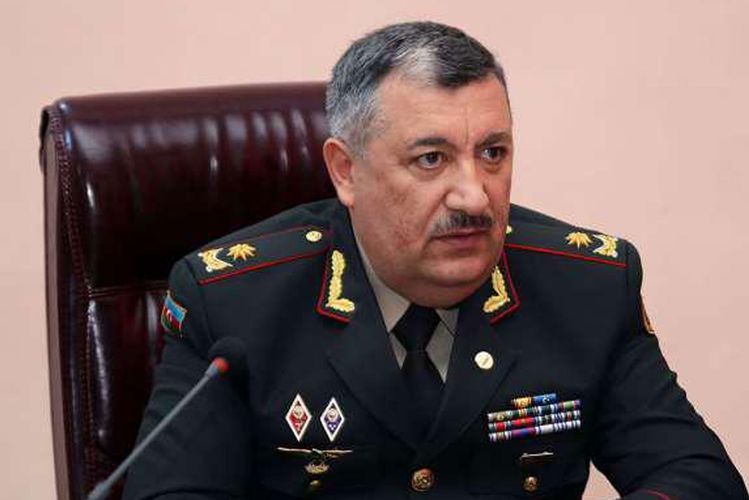 Natig Aliyev dismissed from position of head of Main Medical Department of Ministry of Defense and released to reserve