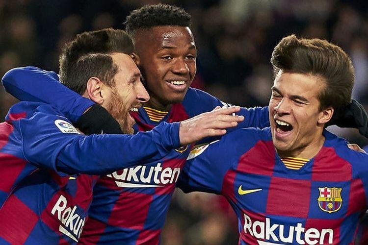 """""""Barselona"""" futbolçusu ilə müqaviləni uzadacaq"""