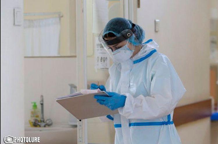 Number of coronavirus cases in Armenia reach 16,667