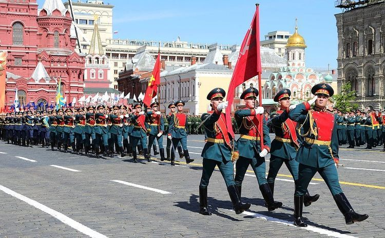 Kremlin recommends Moscow residents to watch Victory parade on TV