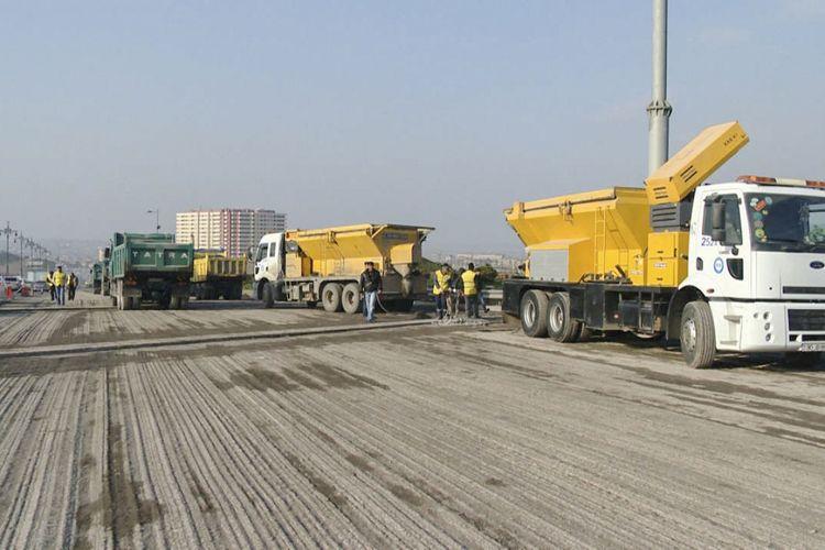 Salyanda yol tikintisinə 5.6 milyon manat ayrılıb