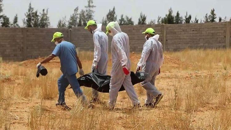 EU calls for probe into mass graves in Libya's Tarhuna