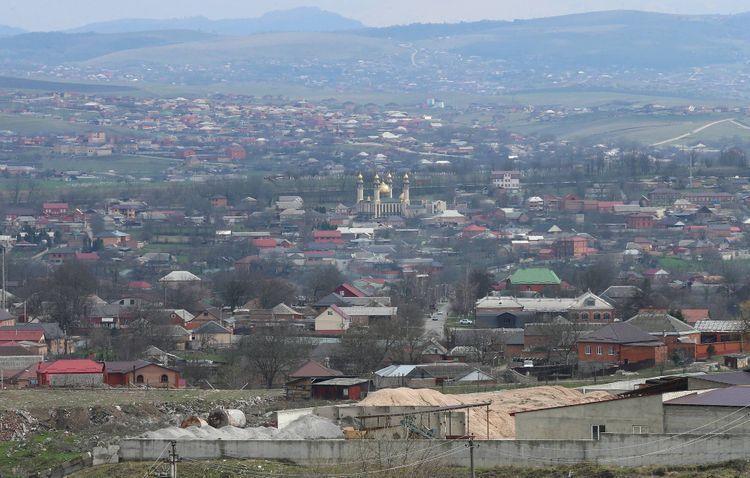 Shootout in Ingushetia kills four
