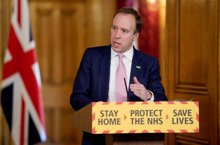 UK Health Secretary hails dexamethasone treatment for COVID-19