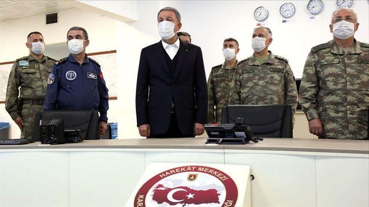 Turkish commandos destroy 500+ terrorist targets in N. Iraq