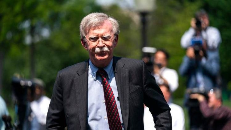 """Bolton: """"Trump not fit for office, incompetent"""""""