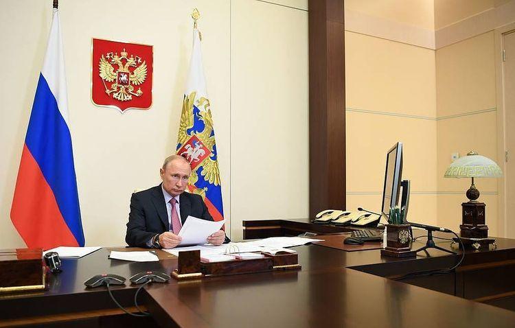 Putin proposes UN Five to discuss common principles in world affairs
