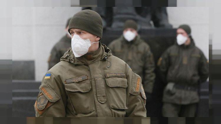 Ukrainian army reports 11 new coronavirus cases, one death