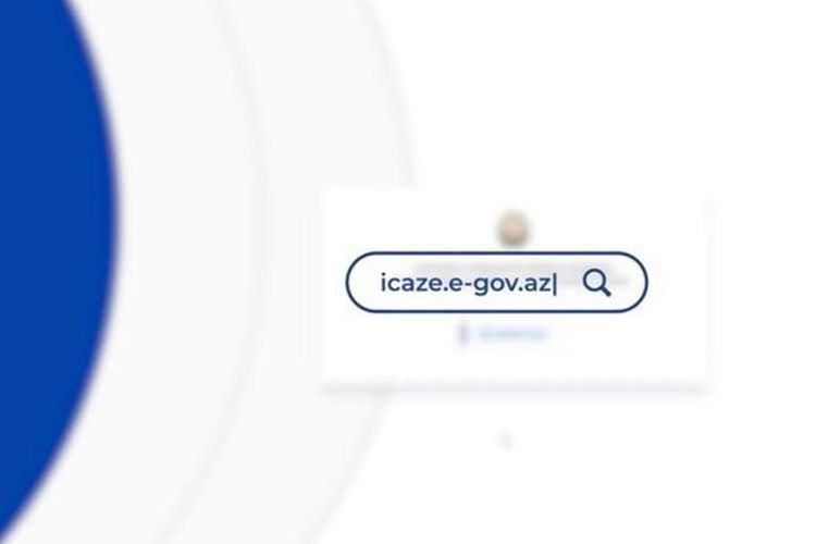"""ASAN Chairman: """"Permission from icaze.e-gov.az is only for commuting to and from work"""""""