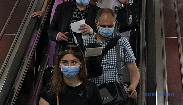 Ukraine reports 841 new coronavirus cases in past 24 hours