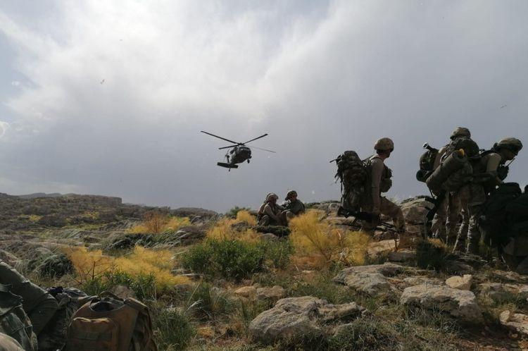 Over 700 PKK targets destroyed in northern Iraq
