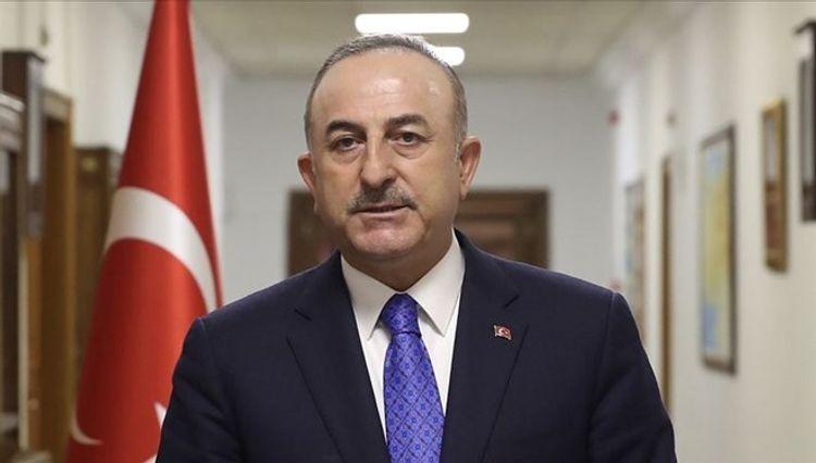 """Türkiyə XİN başçısı: """"Haftar məğlub olmağa məhkumdur"""""""