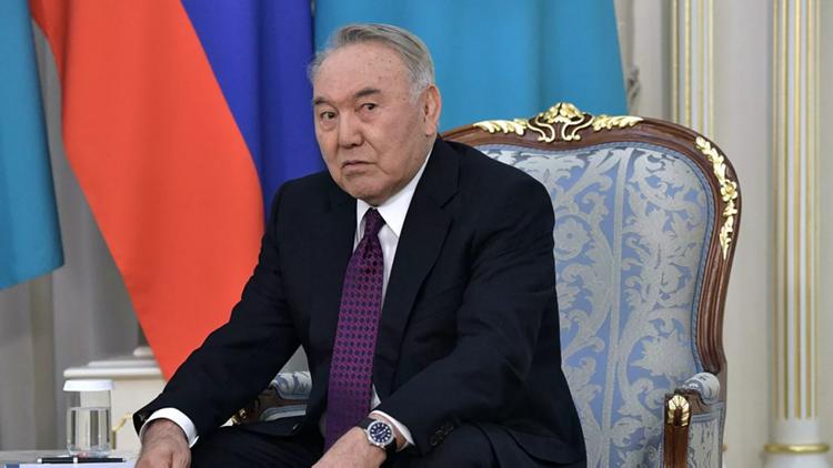 A spokesman spoke about Nazarbayev's health status