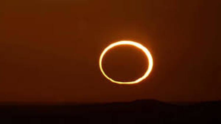 First solar eclipse of 2020 takes place