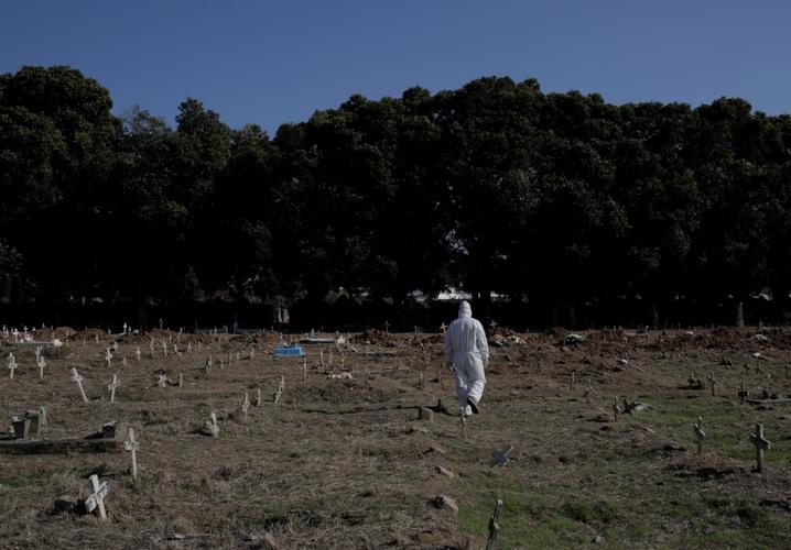 Brazil passes 50,000 coronavirus deaths as outbreak worsens