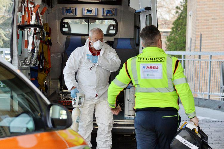 İtaliyada daha 224 nəfərdə koronavirus aşkarlanıb