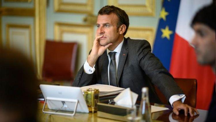 Macron, Rutte to meet discuss EU relief plan